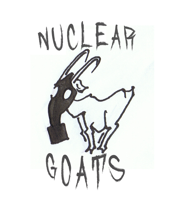 Nuclear Goats Official Merch